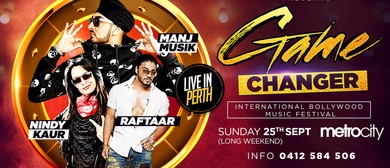 Game Changer - International Bollywood Music Festival 2016
