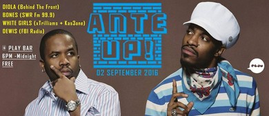 Ante Up - Hip Hop, R&B, New School Bangers