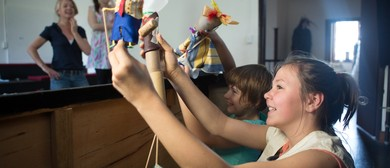 School of Puppetry Workshops