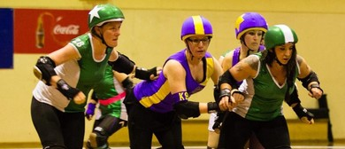 Canberra Roller Derby League 2016 Home Season Game 5