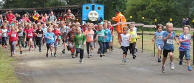 Kids Fun Run With Thomas