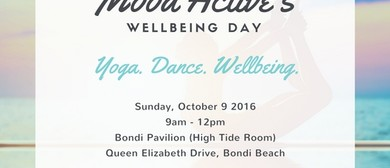 Mood Active's Wellbeing Day