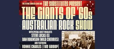 Giants of '60s Australian Rock