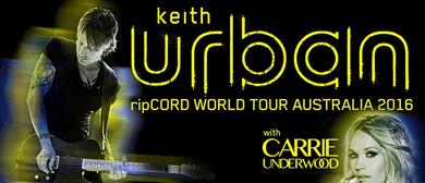 Keith Urban - ripCORD World Tour 2016