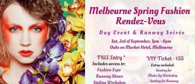 Melbourne Spring Fashion Rendez-Vous