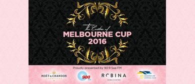 Centre of Melbourne Cup 2016