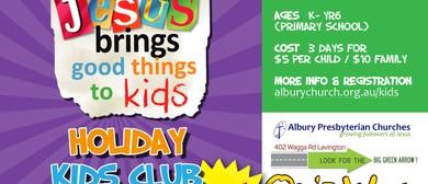 Holiday Kids Club