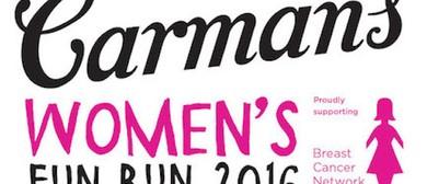 Carman's Women's Fun Run With Pop Up HIIT Class