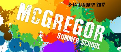 McGregor Summer School - Arts