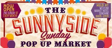 The Sunnyside Pop Up Market