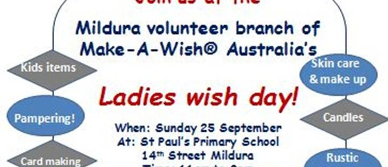 Make-A-Wish® Australia Ladies Wish Day