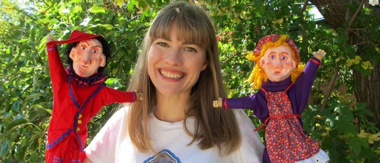 Puppetry Classes for Kids Aged 0-12 Years