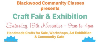 Craft Fair and Exhibition