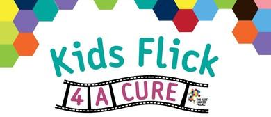 Kids' Flick 4 a Cure - the Secret Life of Pets