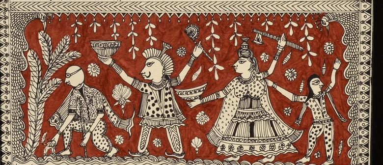 Bapu - Curator Talk/ Public Program
