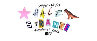 Half Strange 3-Day Music Festival