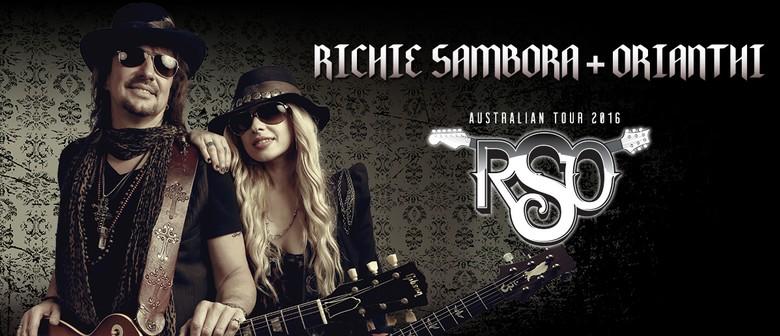 RSO: Richie Sambora and Orianthi