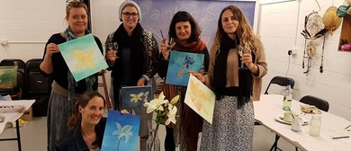 Paint and Sip Open Studio
