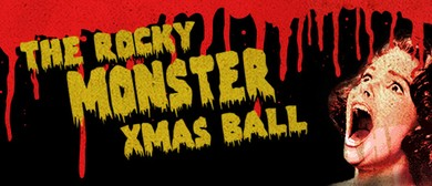Rocky Monster Ball Xmas Party