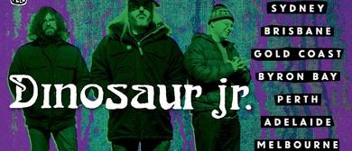 Dinosaur Jr. Australian Tour