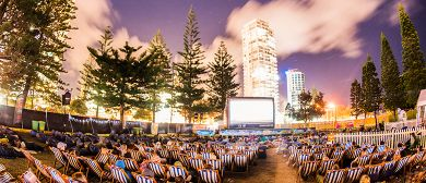 Ben and Jerry's Openair Cinemas