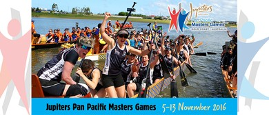 Jupiters Pan Pacific Masters Games 2016