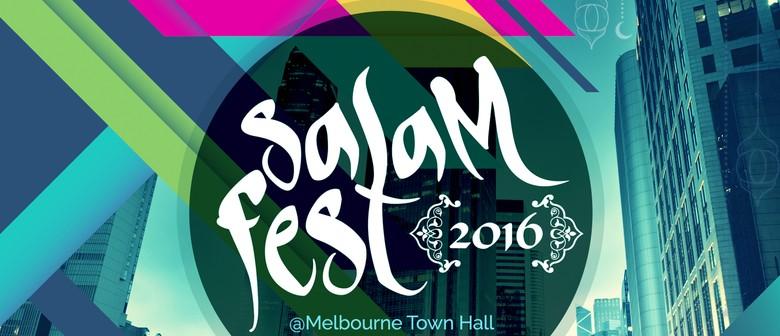 SalamFest, Muslim Arts Festival