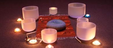 Chakra Crystal Singing Bowl Meditation