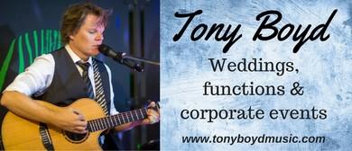 Tony Boyd Solo