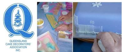 Ipswich Cake Decorators Association - Demonstration Day