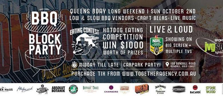 Gold Coast Bbq Block Party