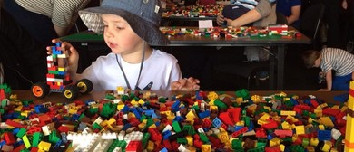 Inside the Brick - Interactive Play and LEGO Model Expo