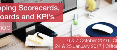 Developing Scorecards, Dashboards and KPIs Workshop