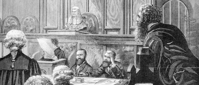 Redmond Barry and the Trial of Ned Kelly