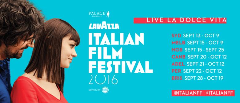 2016 Lavazza Italian Film Festival