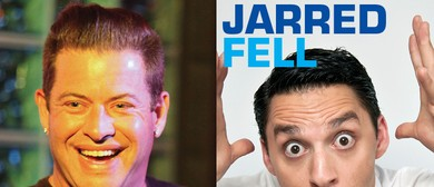 Stand Up Comedy With Jarred Fell and Lindsay Webb