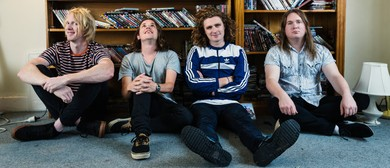 British India - I Thought We Knew Each Other Single Tour