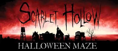 Scarlet Hollow - Interactive Halloween Maze