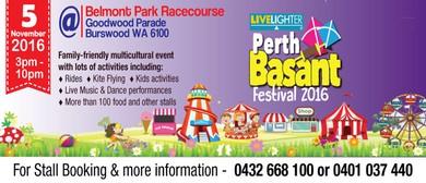 Live Lighter Perth Basant Festival 2016