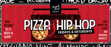 Pizza and Hip Hop