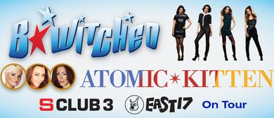 B*witched and Atomic Kitten