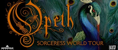 Opeth - Sorceress World Tour