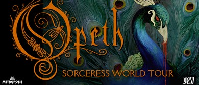Opeth - Sorceress World Tour