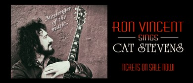 Ron Vincent Sings Cat Stevens