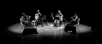 The Hinterlandt Ensemble Plus Oliver Downes