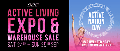 Lorna Jane Warehouse Sale and Active Nation Day