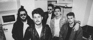 Castlecomer - All Of The Noise National Tour