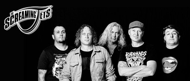 The Screaming Jets - Go Hard or Go Chrome Tour