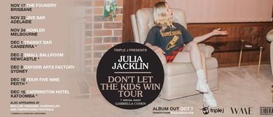Julia Jacklin - Don't Let The Kids Win Tour