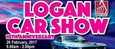 Logan Car Show 10th Anniversary